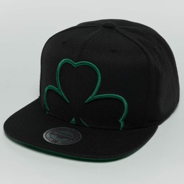 Mitchell & Ness snapback cap Raised Perimeter Boston Celtics groen