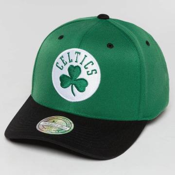 Mitchell & Ness Snapback Cap The Current 2-Tone Boston Celtics grün