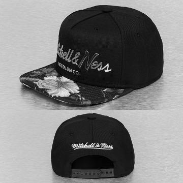 Mitchell & Ness Snapback Cap Tropical Visor Sonic schwarz