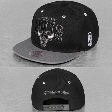 Mitchell & Ness Snapback Cap BGW2 schwarz