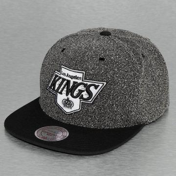 Mitchell & Ness Snapback Cap NHL Static 2 Tone LA Kings schwarz