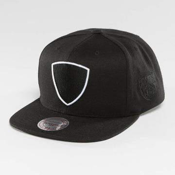 Mitchell & Ness Snapback Cap NBA Elements Brooklyn Nets schwarz
