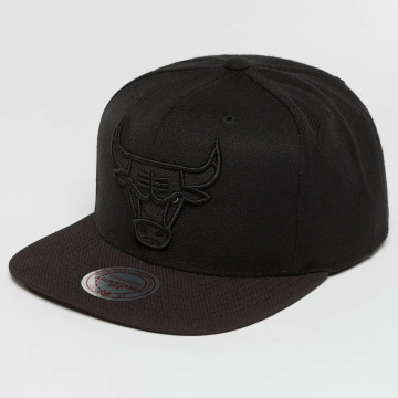 Mitchell & Ness Snapback Cap Full Dollar Chicago Bulls schwarz