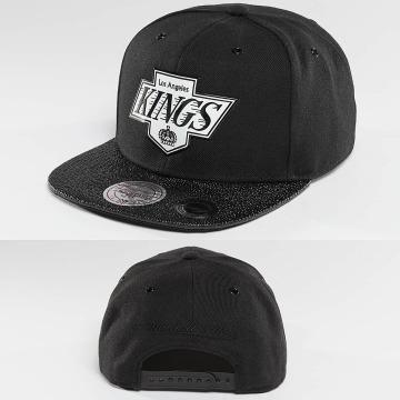 Mitchell & Ness snapback cap NHL Ultimate LA Kings zwart