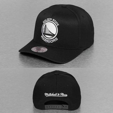 Mitchell & Ness snapback cap 110 Golden State Warriors zwart