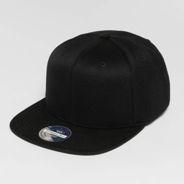 Mitchell & Ness snapback cap Blank Flat Peak zwart