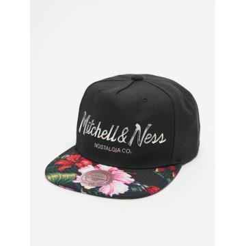 Mitchell & Ness Snapback Caps Tropical Visor Sonic čern