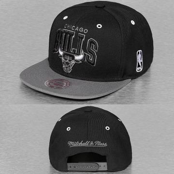 Mitchell & Ness Snapback Caps BGW2 čern