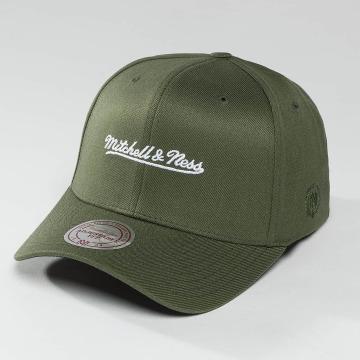 Mitchell & Ness Snapback Caps 110 The Camo & Suede oliwkowy