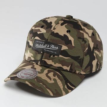 Mitchell & Ness Snapback Caps Stretchfit vihreä