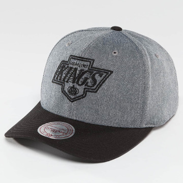 Mitchell & Ness Snapbackkeps NHL Link Flexfit 110 LA Kings grå