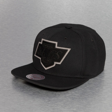 Mitchell & Ness Snapbackkeps Filter NHL LA Kings svart