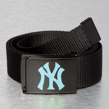 MLB Cintura MLB NY Yankees Premium Black Woven Single nero