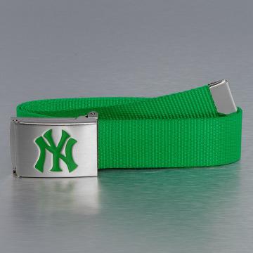MLB Cintura MLB NY Yankees Premium Woven verde
