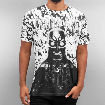 Monkey Business T-shirt Gotham´s Dark Side nero
