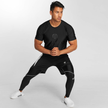 MOROTAI Legging Performance schwarz