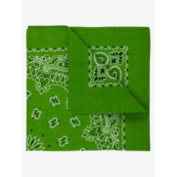 MSTRDS Бандана/Дю-Рэги Printed зеленый