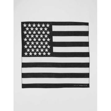 MSTRDS Бандана/Дю-Рэги Stars & Stripes черный