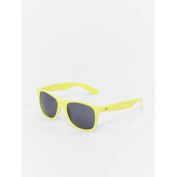 MSTRDS Aurinkolasit Groove Shades keltainen