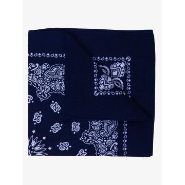 MSTRDS bandana Printed blauw