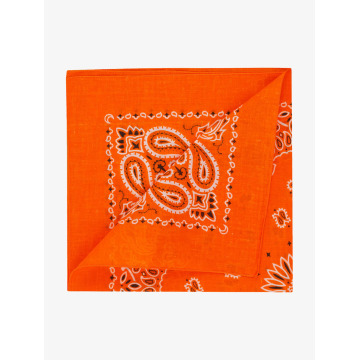 MSTRDS Bandana/Durag Printed arancio