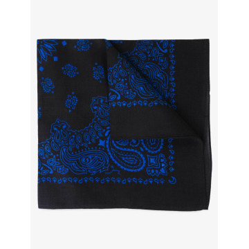 MSTRDS Bandana-huivit Printed musta