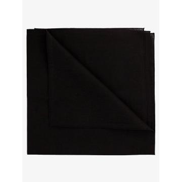 MSTRDS Bandana Blank schwarz