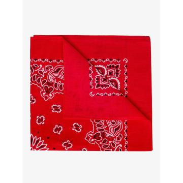 MSTRDS Bandanas/Durags Printed červený