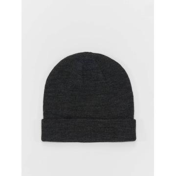 MSTRDS Beanie Short Cuff Knit grey