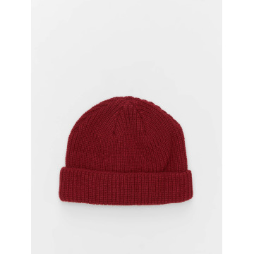MSTRDS Beanie Fisherman II rosso
