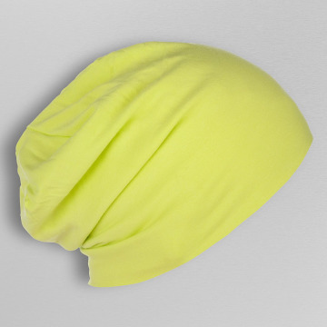 MSTRDS Bonnet Jersey jaune