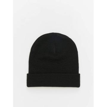 MSTRDS Bonnet Basic Flap noir