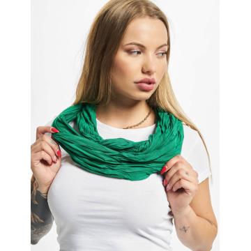 MSTRDS Echarpe Wrinkle Loop vert