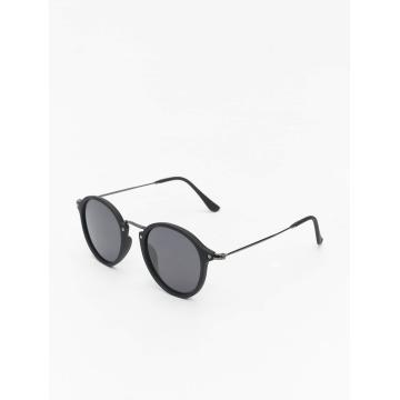 MSTRDS Lunettes de soleil Spy Polarized Mirror noir