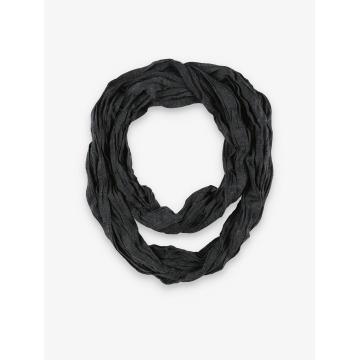 MSTRDS Schal Wrinkle Loop grau