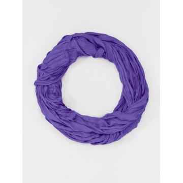 MSTRDS sjaal Wrinkle Loop paars