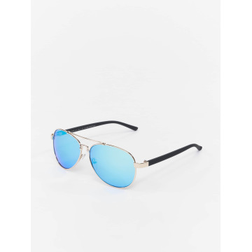MSTRDS Sonnenbrille Shades Mumbo Mirror goldfarben
