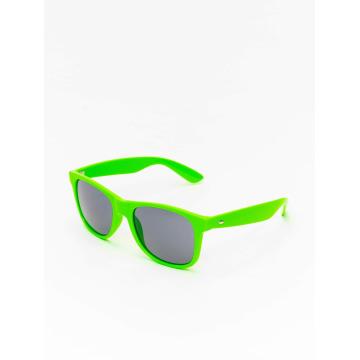 MSTRDS Sonnenbrille Groove Shades grün