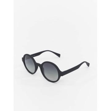 MSTRDS Sonnenbrille Retro Funk Polarized schwarz