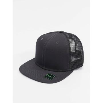 MSTRDS Trucker Cap Money Clip grau