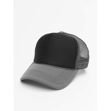 MSTRDS Trucker Cap High Profile Baseball grau