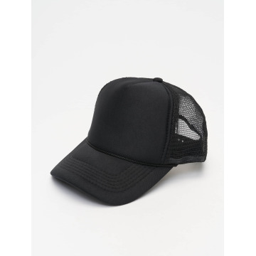 MSTRDS Trucker Cap High Profile Baseball schwarz