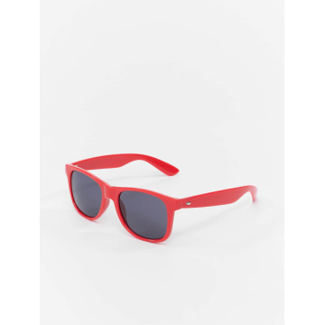 MSTRDS Zonnebril Groove Shades GStwo rood