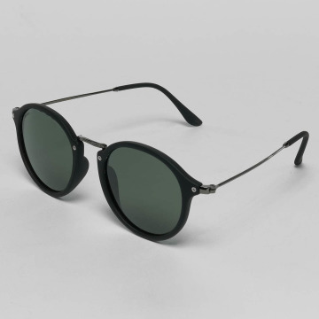 MSTRDS Zonnebril Spy Polarized Mirror zwart