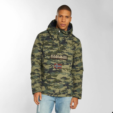 Napapijri Lightweight Jacket Rainforest camouflage