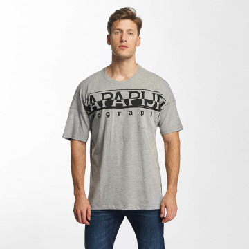 Napapijri T-Shirt Saumur grey