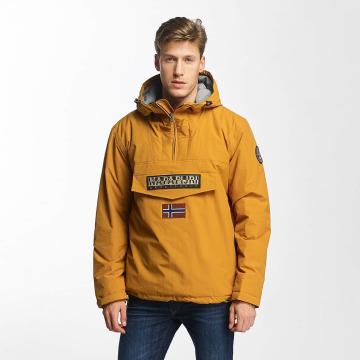 Napapijri Winter Jacket Rainforest yellow