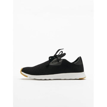 Native Sneaker Apollo Moc schwarz