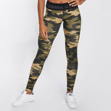 Nebbia Leggings/Treggings Camo moro