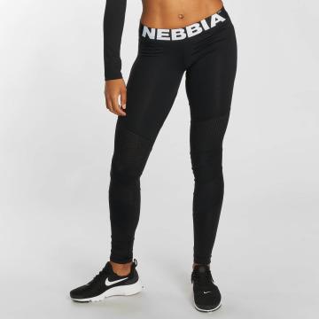 Nebbia Leginy/Tregginy Mesh čern